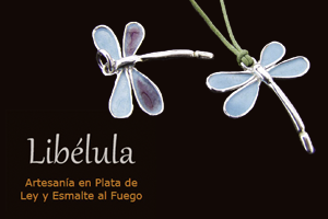 libelula, logo