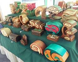 Madera Viva, logo, joyeros de madera