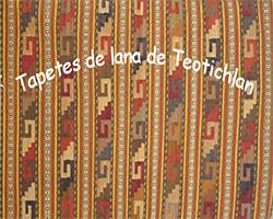 tapetes de lana, logo