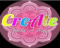 create, logo, bolsos