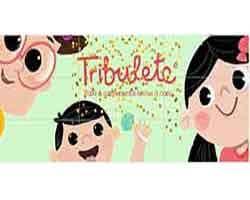 tribulete18, logo, telas impermeables y antimanchas