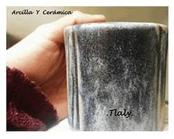 arts tifa, logo, cerámica de alta temperatura