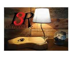 i3r, logo, arte funcional