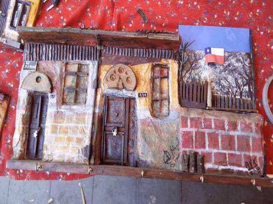 fachadas de ceramica, decoracion