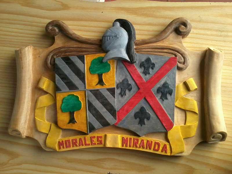escudos heraldicos, esculturas, decoracion para la casa, hogar