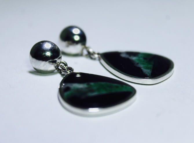 pendientes de esmeraldas, moda, mujer, fashion, piedras preciosas