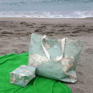bolsas de telas impermeables y antimanchas