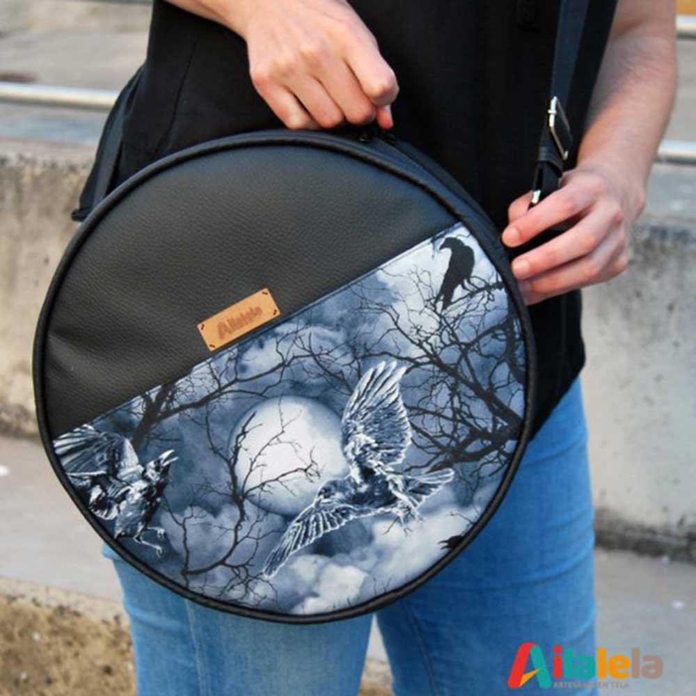 mochilas, complementos, bolsos de mujer, artesania en tela, moda mujer
