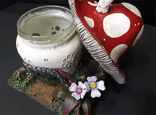 reaglos en porcelana fria, decoracion para la casa, hogar