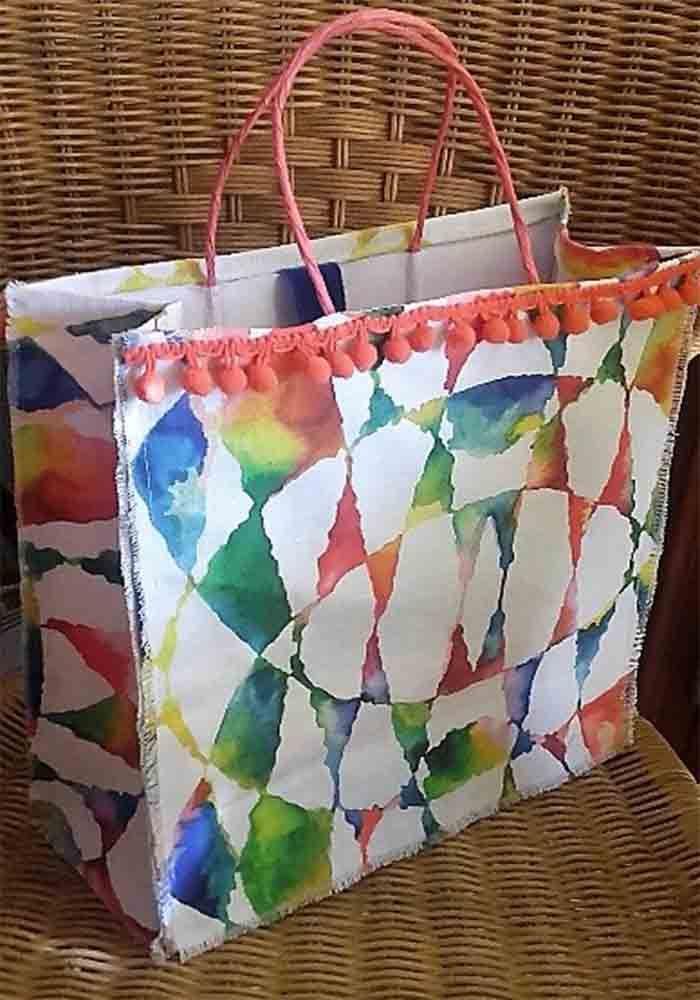 bolsas ecologicas, reutilizables, bolsas de tela