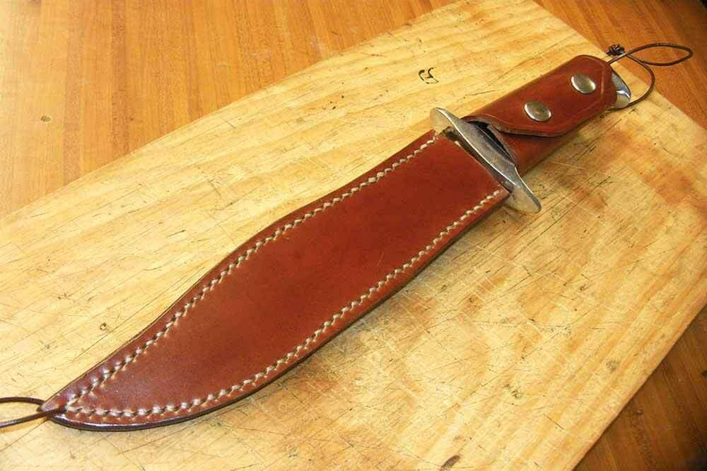 articulos de piel y cuero, jamonero, fundas para cuchillos