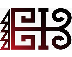 ernesto yevara, logo, ceramica indigena