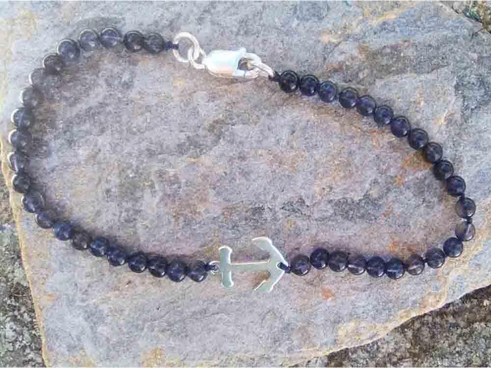 joyeria artesanal, pulseras, piedras preciosas, mujer, madrid