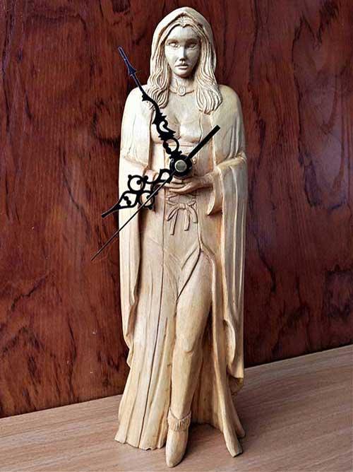 tallas de madera, esculturas, decoracion para la casa, hogar