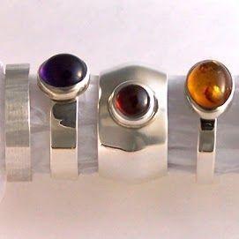 anillos de plata de ley, anillos para mujer de plata