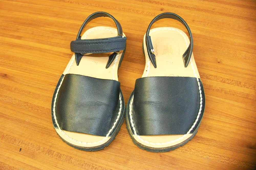 articulos de piel y cuero, zapatos, zapatillas