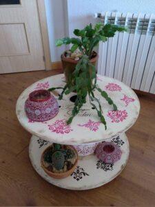 pintura decorativa, restauracion de muebles