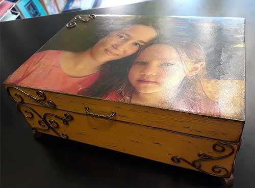 artesanía en madera, cajas originales, regalos personalizados