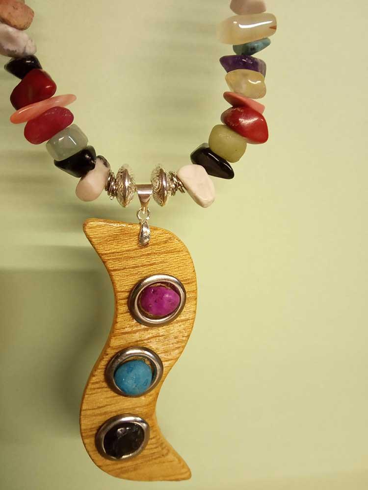 collares pulseras y pendientes para mujer, complementos de señora
