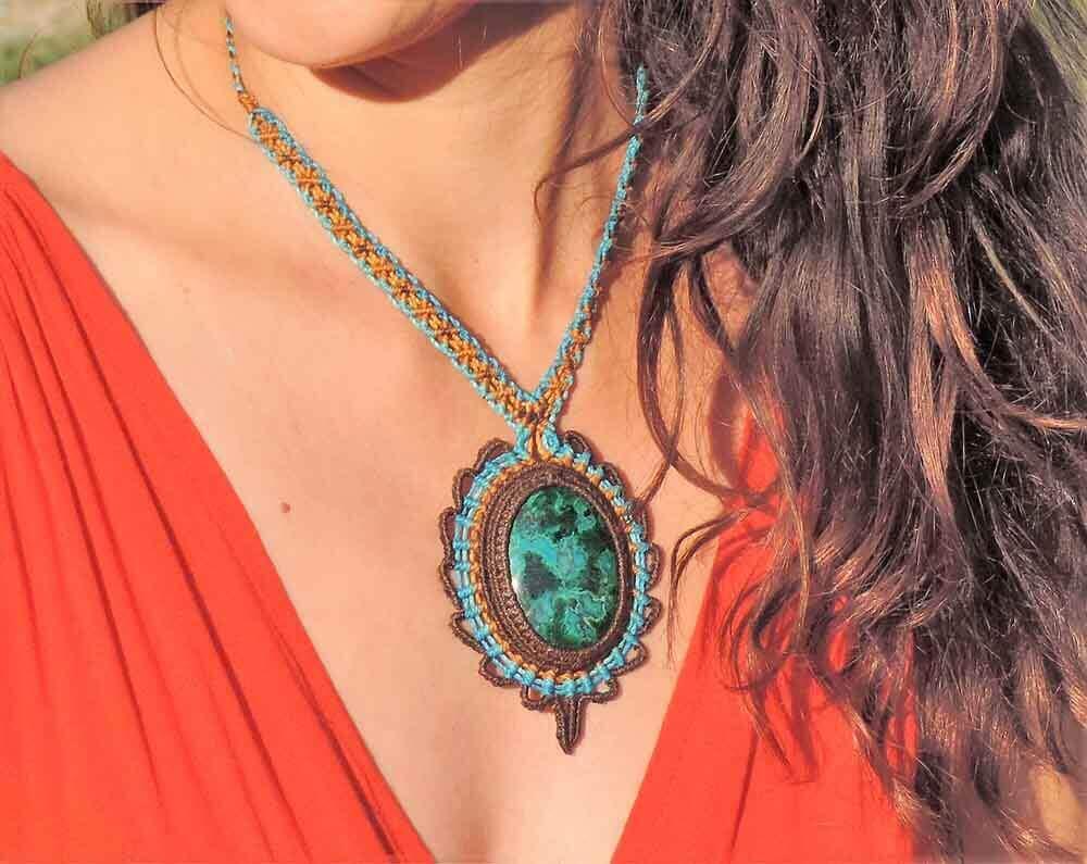 bisuteria ecologica, collares de mujer, pendientes, moda, fashion