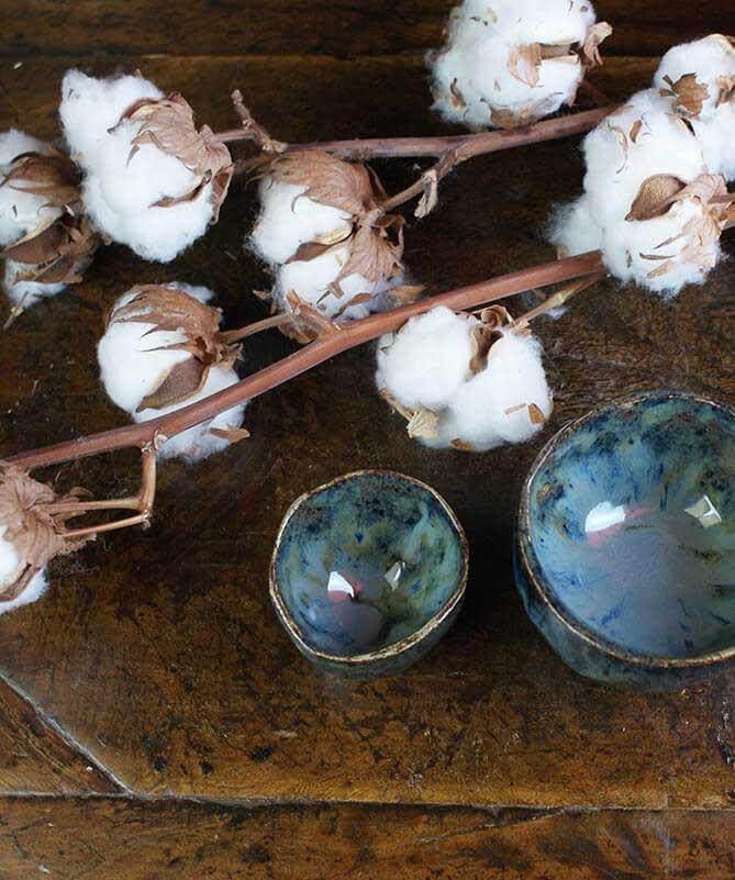 boles y cuencos de porcelana y ceramica