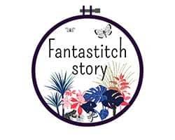 fantastitch story, logo, accesorios