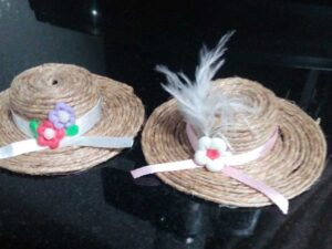 souvenirs en porcelana fria, decoracion, miniaturas