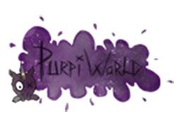 purpiworld, logo, muñecas artesanales