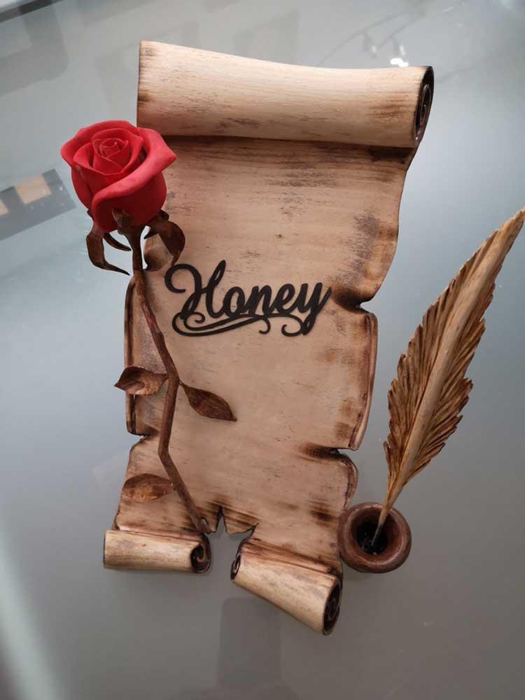 flores de madera, decoracion para el hogar, casa, regalos originales