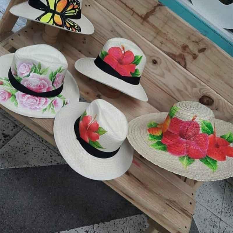 sombreros para niñas