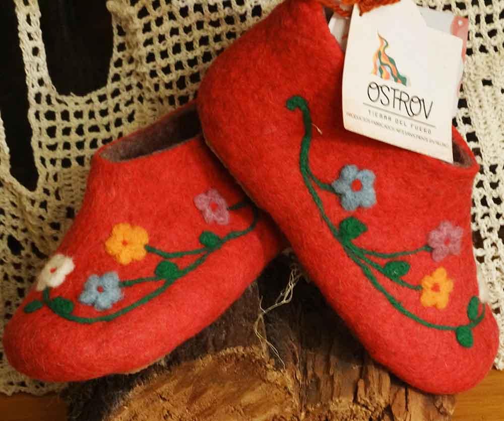 zapatillas para el frio de mujer