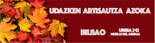 feria de artesania de otoño bilbao