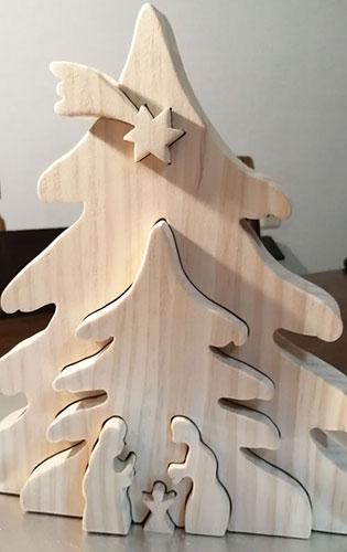 belen de navidad de madera, decoracion para navidad, decoracion hogar, casa