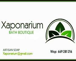 xaponarium, logo, jabon artesano