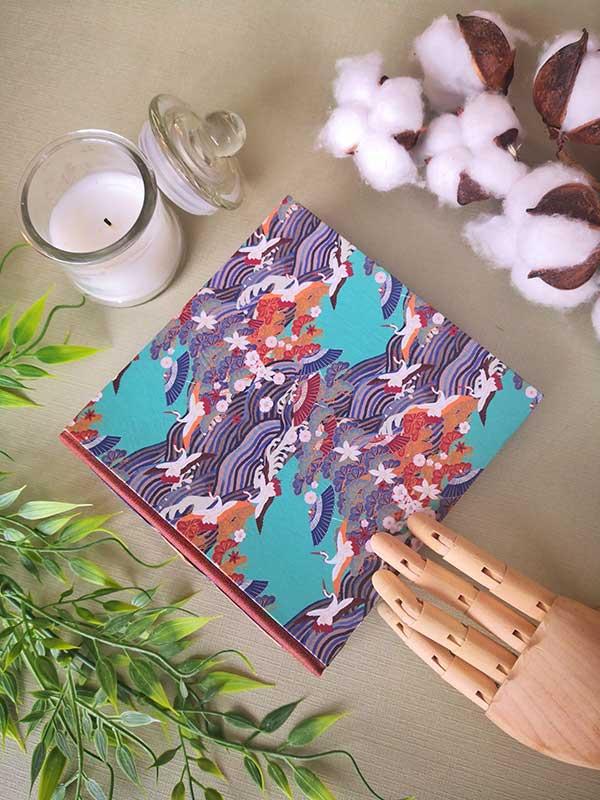 cuadernos hechos a mano