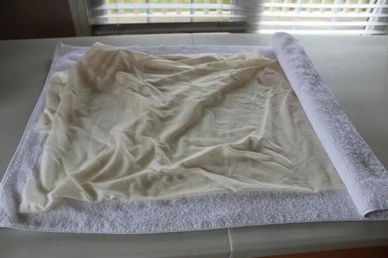 como lavar y planchar seda natural